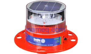 Solar Barge Light Application