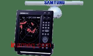 Marine radar works and uses of marine radar
