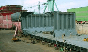 ship watertight bulkhead