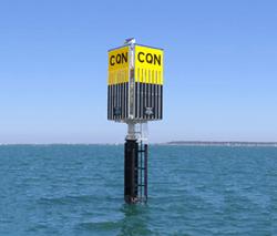 5-9NM Stand-Alone Marine Lantern (SL-510-SA) Application