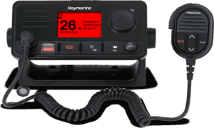 NEW RAY73 VHF RADIO RAYMARINE