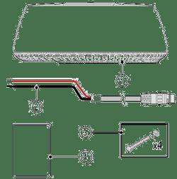 Quantum 2 CHIRP Doppler Radar Box Contents