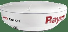 Raymarine HD Color Radome Scanners