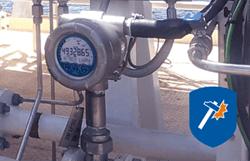 Flowmeter Fluidwell Type E112 Series For Offshore Application