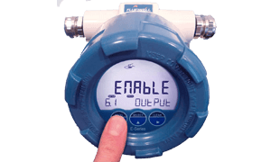 Flowmeter Fluidwell Type E112 Series For Offshore Output