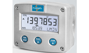 Fluidwell Flow Meters Type F490 Series For Ship Application