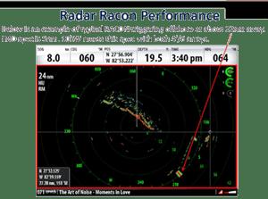 Radar Racon Performance