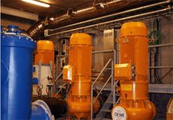 Desmi Pump Installation