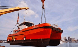 VENTUS MARINE TAKES DELIVERY OF FORMOSA 1 CT