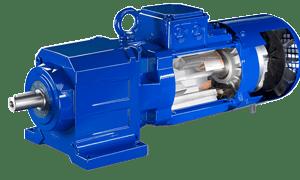 Bauer Gear Motor, IE4-PM Synchronous Geared Motors
