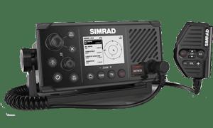 RS40-B VHF Radio and GPS-500