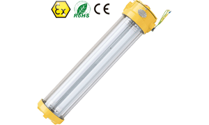 IMPA 791927 Explosion Proof Fluorescent Ceiling Light EX-209L