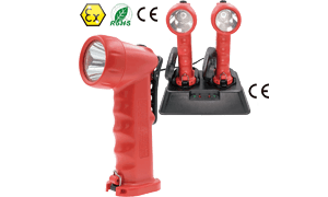IMPA 792267 Explosion Proof Rechargeable LED Rescue Hand Lamp X-2380