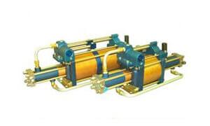 SC Hydraulic GBD Series Gas Booster