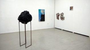 Exhibition hall: Wanda Zyborska;Dovile Riebschlager; Ina Mindiuz I