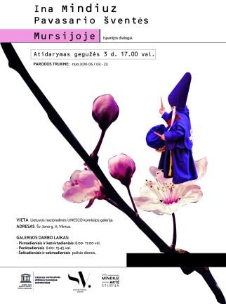 Poster: Soveiga Vaitkute diseño y creacion