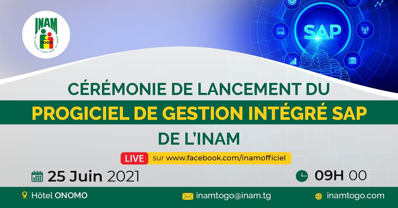 Transformation Digitalisation : L'INAM lance son progiciel de gestion intégré SAP afin d'améliorer la qualité des services offerts aux assurés et bénéficiaires.