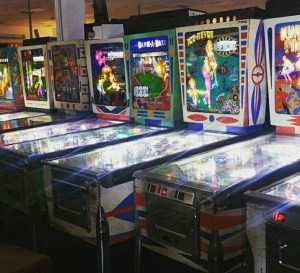 Pinball Hall of Fame, In and Out of Vegas