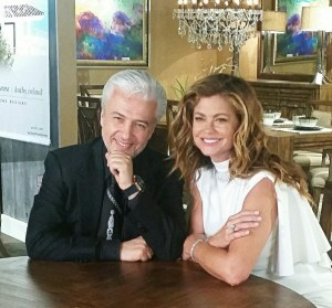 Kathy Ireland, Las Vegas Market, In and Out of Vegas, Michael Amini