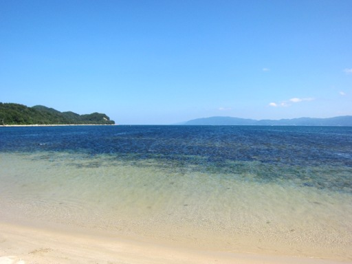 海開き2018!福井の水島の海開きはいつ?アクセス方法や駐車場情報も!夏だけ行ける無人島とは?