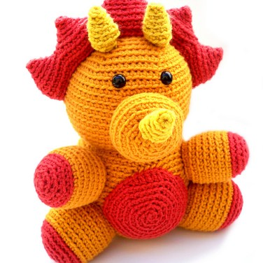 http://www.ravelry.com/patterns/library/tara-the-triceratops