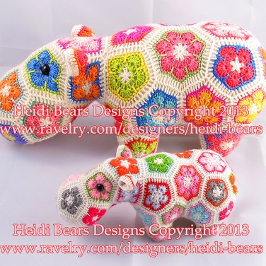 http://www.ravelry.com/patterns/library/happypotamus-the-happy-hippo-crochet-pattern