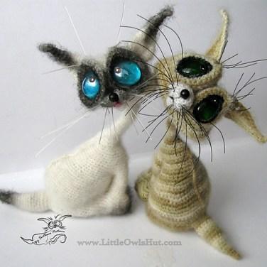 http://www.ravelry.com/patterns/library/010-cat-siam-crochet-pattern-ravelry