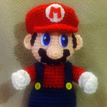 http://www.ravelry.com/patterns/library/mario-plushie