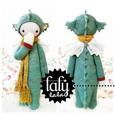http://www.ravelry.com/patterns/library/dirk---lalylala-crochet-pattern-n-vi---dragon-dinosaur