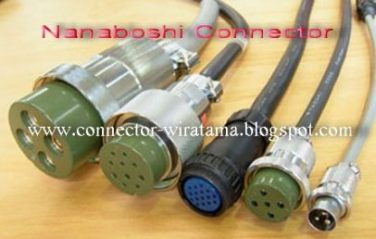 NHVC Electrical Connector Nanaboshi