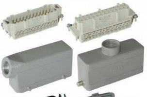 HE Model Connector Electrical 16 Pins