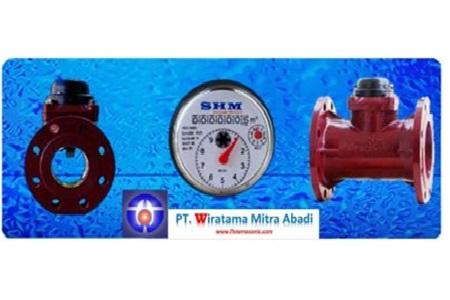 Flow Meter Air SHM