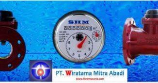 SHM Flow Meter