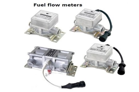 Fuel Flow Counter ; fuel monitoring