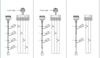 wiring diagram float level switch
