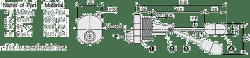 Model DH-100S
