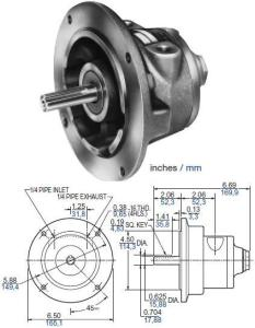 Air Gear Motor 4AM-GR25