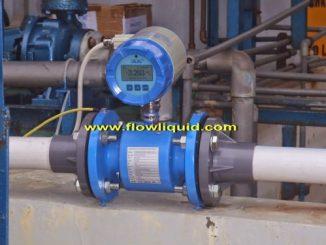 "Electromagnetic flow meter alia 2"""
