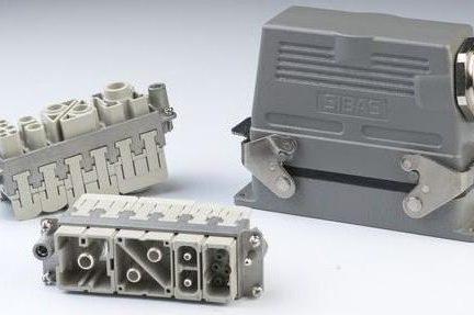 Sibas Electric heavy duty Connector