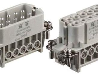 HE model 6 Pins Sibas Electrical Connector