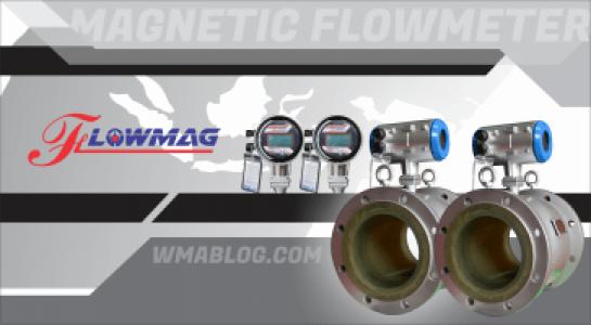 Flowmag WMAG 30 electromagnetic flow meter