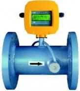 In-Line Ultrasonic Flow Meter