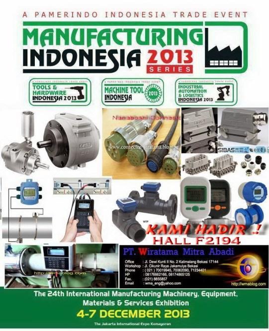 Manufacturing Indonesia 2013
