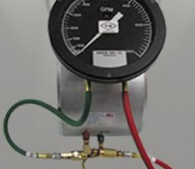 gerad pump test meter