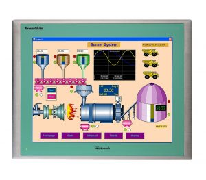 Brainchild Human Machine Interface (HMI) Type 1550
