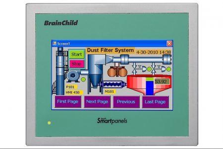 Brainchild Human Machine Interface (HMI) Type 730
