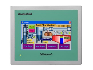 Brainchild Human Machine Interface (HMI) Type 730