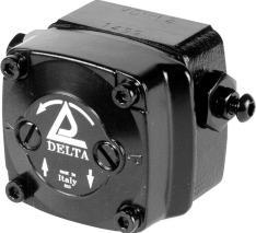 Delta Pumps VD Type