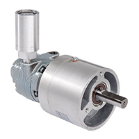 Gast Air Motor 1AM-NCW-14