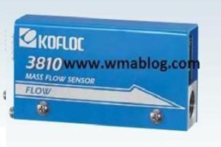 Kofloc D3810 Series Low Cast Digital Mass Flow Meter